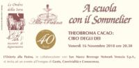 Theobroma cacao: Cibo degli Dei