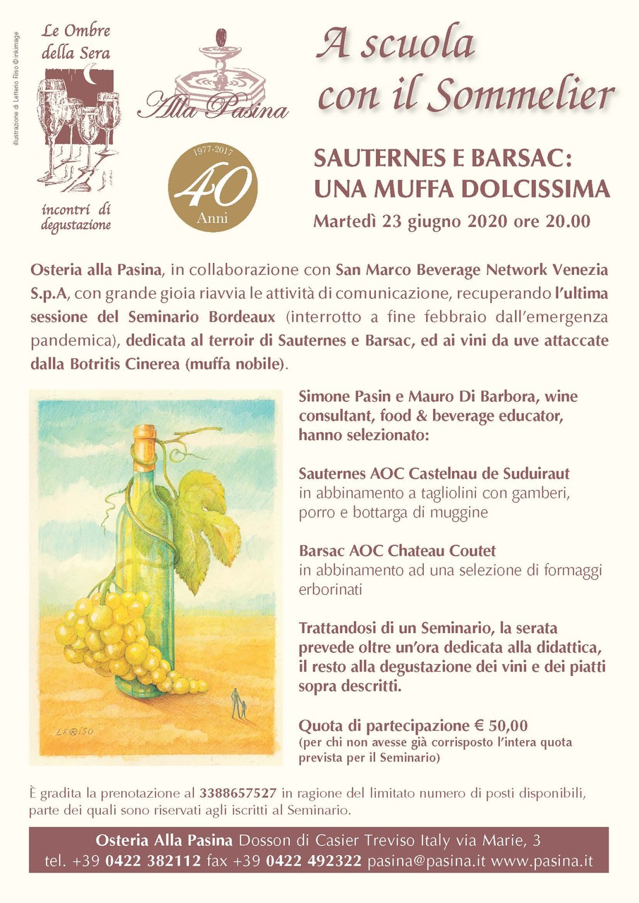 Sauternes e Barsac