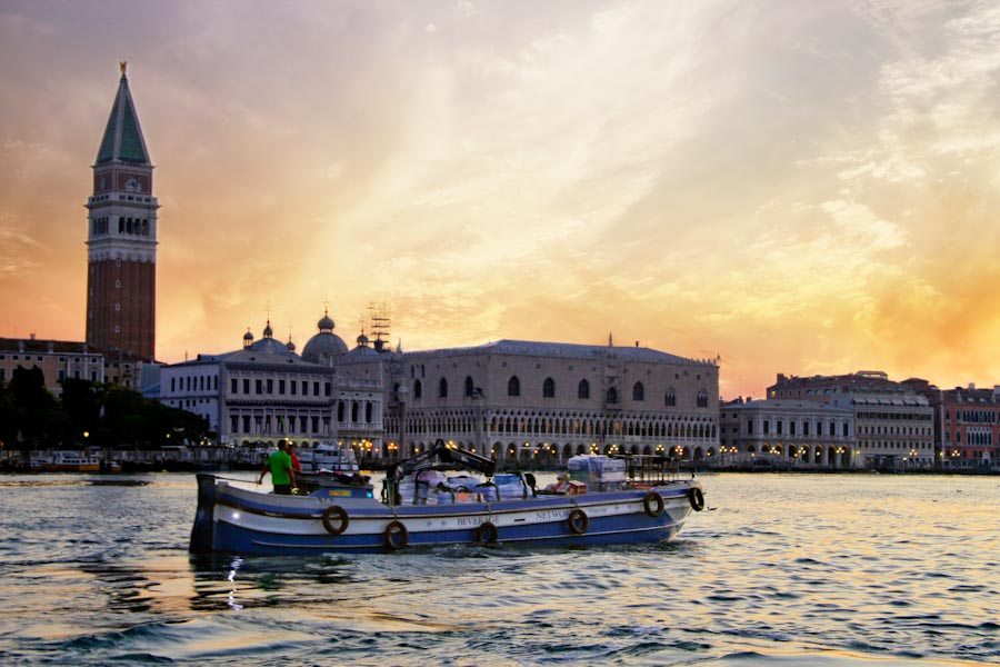 Barca San Marco