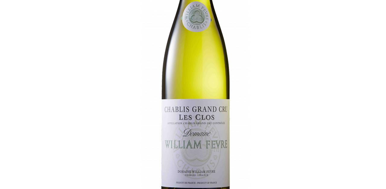 Chablis AOC 2014 William Fevre Chablis France