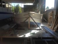 Motobarca prua cantiere 2