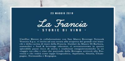 La Francia - storie di vino