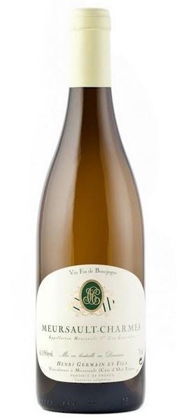 Vino Meursault AOC Perrieres 1° Cru 2011 Henry Germain & Fils Meursault