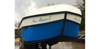 Motobarca - San Marco I°
