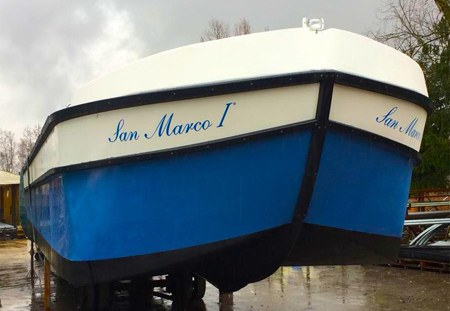 Motobarca San Marco I°