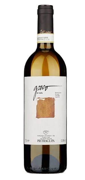 Vino Greco di Tufo DOCG 2010 Pietracupa Montefredane